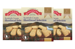 Scottish Cream Shortbread Selection