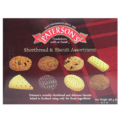 400g Shortbread & Biscuit Assortment