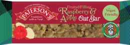 Raspberry & Apple Oat Bar x 24